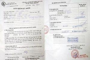Hà Nội: Phòng ngừa, ngăn chặn đối tượng làm giả giấy tờ trong lĩnh vực y tế