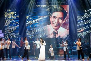 Lắng đọng cảm xúc với chương trình nghệ thuật 'Những bài hát sống mãi với thời gian' tưởng nhớ cố nhạc sĩ Trần Hoàn