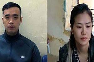Cặp vợ chồng 'hờ' buôn ma túy xuyên quốc gia