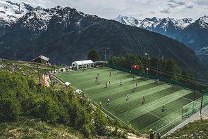 Tham quan 10 sân vận động 'dị' nhất thế giới