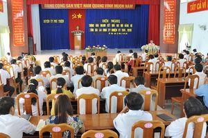 Gia Lai: Đại hội đại biểu MTTQ thị trấn Phú Thiện