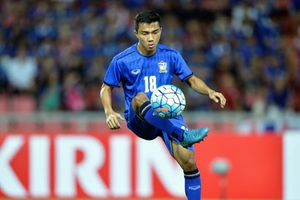 AFF Cup 2018 nhớ Messi Thái