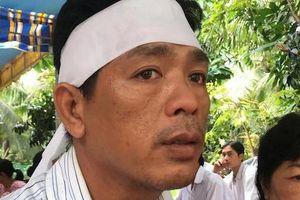 Tang tóc ở gia đình 3 người chết trong vụ cháy xe bồn ở Bình Phước