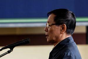 Bị cáo Phan Văn Vĩnh nói lời sau cùng