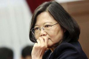 Lãnh đạo Đài Loan từ chức chủ tịch đảng cầm quyền