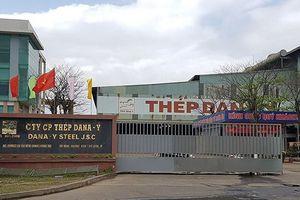 Đà Nẵng phạt tiền, cấm hai nhà máy thép hoạt động 6 tháng
