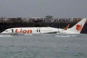 Tiết lộ giây phút cuối cùng của máy bay Lion Air chở 189 người rơi xuống biển