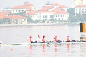 Rowing Hà Nội nhất toàn đoàn tại Đại hội Thể thao toàn quốc năm 2018
