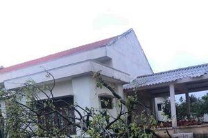 Đảo Phú Quý bắt đầu có mưa to, gió cấp 7-8