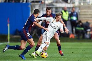 Real thua bạc nhược 0 - 3 trước 'nhược tiểu' Eibar
