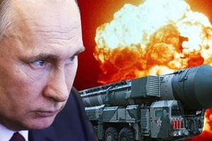 Tổng thống Putin cảnh báo sắc lạnh thảm họa hạt nhân