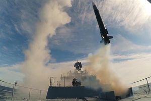 Israel phát hiện chiến hạm đánh chặn ngầm của Nga ở Syria