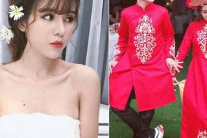 Bất ngờ danh tính cô vợ xinh như mộng của vlogger Huy Cung