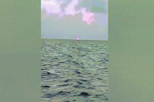 Chùm năng lượng bí ẩn lộ diện ở đường chân trời Thái Bình Dương