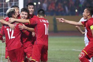 Kết quả AFF Cup 2018: Hủy diệt Campuchia, Việt Nam đứng nhất bảng A