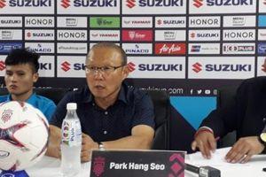 Đá bại Campuchia, HLV Park Hang-seo 'lộ mưu' bán kết AFF Cup