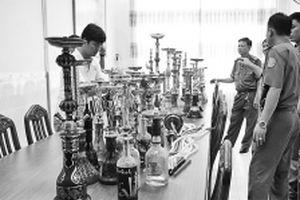 Ngăn chặn tình trạng mua bán, tàng trữ và sử dụng ma túy trái phép