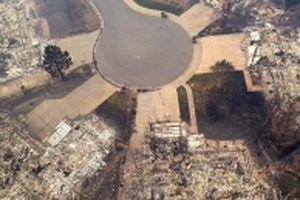 Đã kiểm soát được 95% diện tích cháy rừng ở phía bắc bang California