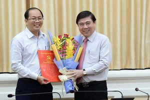 TP HCM: Ông Dương Hồng Thắng làm Chủ tịch UBND huyện Hóc Môn