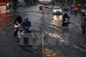 Bão số 9 di chuyển theo hướng Tây, Thành phố Hồ Chí Minh sẽ có mưa rất to