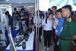 Sôi nổi Liên hoan tuổi trẻ sáng tạo Thành phố Hồ Chí Minh lần 9