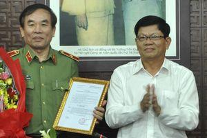 Chỉ định Thiếu tướng Vũ Xuân Viên tham gia Ban Thường vụ Thành ủy, Bí thư Đảng ủy CATP Đà Nẵng