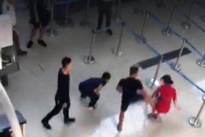 Nhân viên Vietjet Air bị hành hung tại sân bay Thọ Xuân