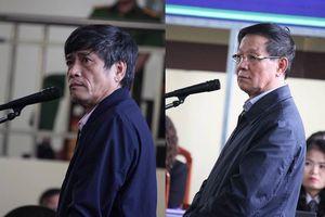 Hai cựu tướng công an, hai 'trùm' cờ bạc nói lời gì sau cùng?