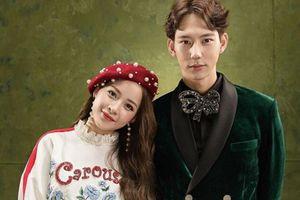 Thời trang nữ tính hơn của Chi Phu kể từ khi hẹn hò trai Hàn