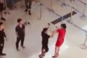 Công an Thanh Hóa thông tin vụ nhân viên Vietjet Air bị nhóm người hành hung