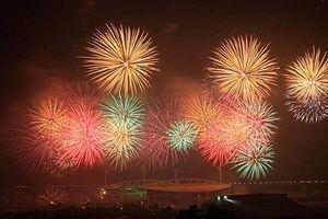 Tối mai (25/11), Hà Nội bắn pháo hoa tại SVĐ Mỹ Đình, khai mạc Đại hội Thể thao toàn quốc lần thứ VIII