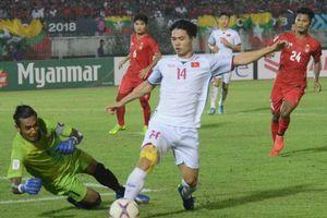 Nếu nhất bảng A, tuyển Việt Nam sẽ nắm nhiều lợi thế