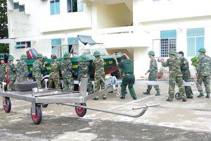 'Ninh Thuận đã thoát khỏi vùng tâm bão, nhưng không nên chủ quan'