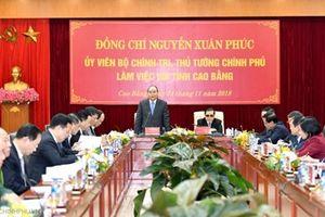 Thủ tướng nhất trí chủ trương đầu tư tuyến đường bộ cao tốc Đồng Đăng - Trà Lĩnh