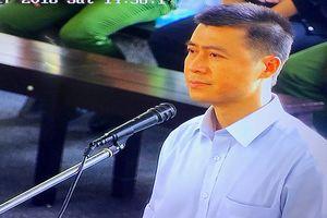 Bị cáo Phan Sào Nam: 'Biến cố này là sự may mắn trong cuộc đời'