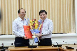 Ông Dương Hồng Thắng làm Chủ tịch UBND H.Hóc Môn, TP.HCM