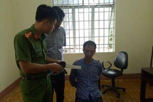 Truy tố kẻ 'ngáo đá' bắt giữ người trái pháp luật