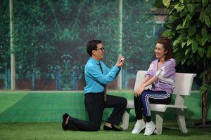 Trường Giang bất ngờ cầu hôn Thúy Ngân Gạo Nếp Gạo Tẻ trong 'Ơn Giời'