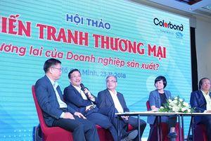 Chiến tranh thương mại Mỹ - Trung: Doanh nghiệp sản xuất Việt nên tiên lượng các tình huống xấu nhất