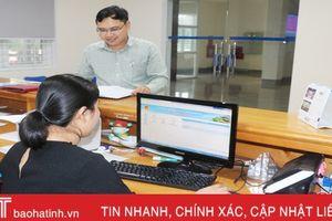 Thạch Hà 'chạy đà' xây dựng chính quyền điện tử
