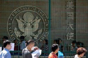 Học giả Trung Quốc bị Mỹ thu hồi thị thực 10 năm