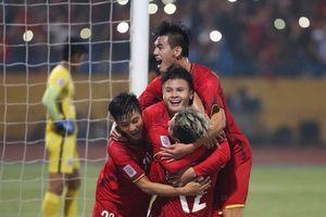 Hạ Campuchia 3-0, tuyển Việt Nam vào bán kết với vị trí nhất bảng A