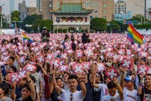 Cuộc chiến ngăn cản hôn nhân đồng giới tại Đài Loan