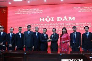 Hà Nội chủ trương mở rộng quan hệ với các tỉnh, thành của Trung Quốc