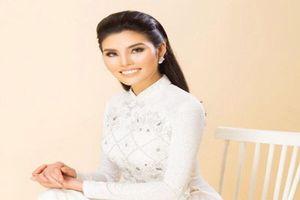 Tuyết Trần, học trò Kỳ Duyên sẽ đại diện Việt Nam tham dự cuộc thi Miss Globe 2018