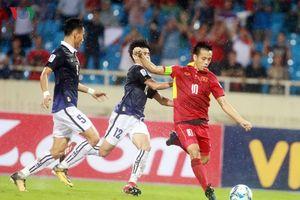 Việt Nam hướng tới chiến thắng vẹn toàn trước Campuchia