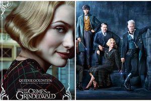Alison Sudol giải thích quyết định gây sốc của Queenie trong 'Fantastic Beasts 2'