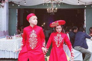 Vợ sắp cưới xinh đẹp của Huy Cung chia sẻ thẳng thắn về chuyện phẫu thuật thẩm mỹ và tin đồn 'cưới chạy bầu'