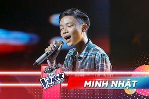 Liveshow 2: 'Anh cả quốc dân' Minh Nhật lan tỏa cảm xúc sâu lắng với ca khúc 'Em tôi'
