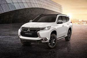 Mitsubishi Pajero Sport thêm bản thể thao, cạnh tranh Toyota Fortuner